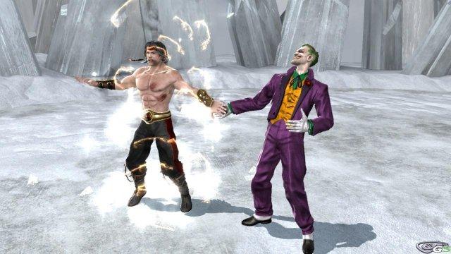 Mortal Kombat vs. DC Universe immagine 7537