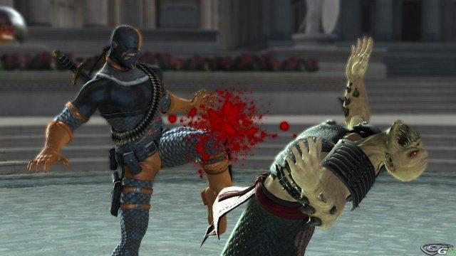 Mortal Kombat vs. DC Universe immagine 7545