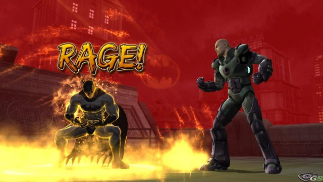 Mortal Kombat vs. DC Universe immagine 7551