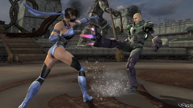 Mortal Kombat vs. DC Universe immagine 7554