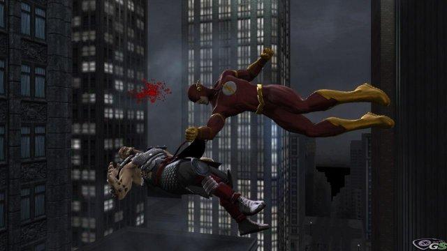 Mortal Kombat vs. DC Universe immagine 7556