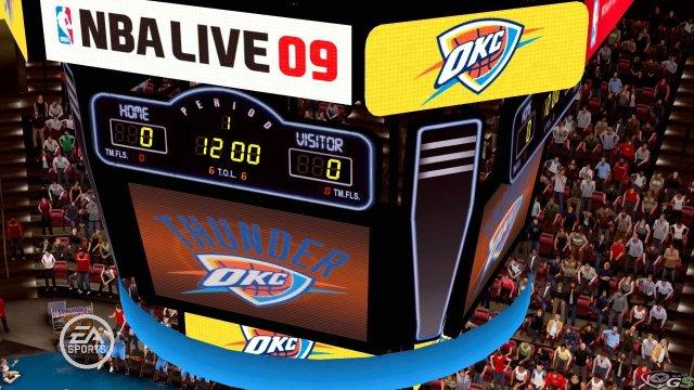NBA Live 09 immagine 6232