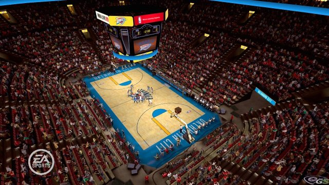 NBA Live 09 immagine 6235