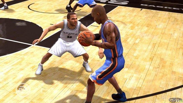 NBA Live 09 immagine 837