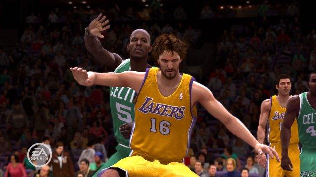 NBA Live 09 immagine 839