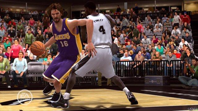 NBA Live 09 immagine 841