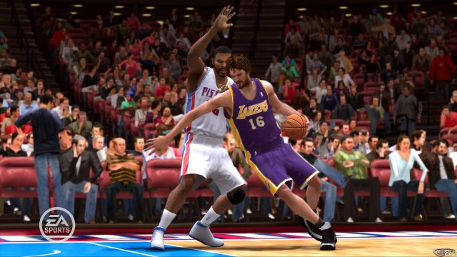 NBA Live 09 immagine 843