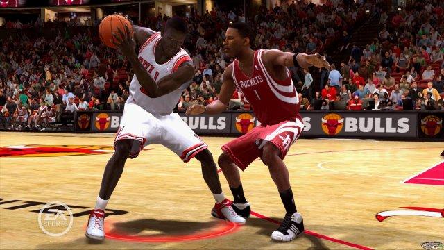 NBA Live 09 immagine 845