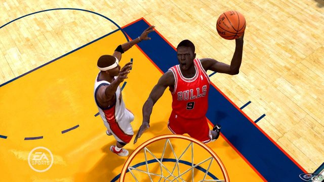NBA Live 09 immagine 847