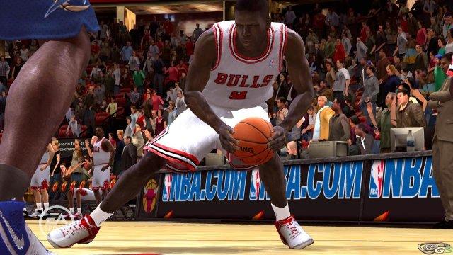 NBA Live 09 immagine 849