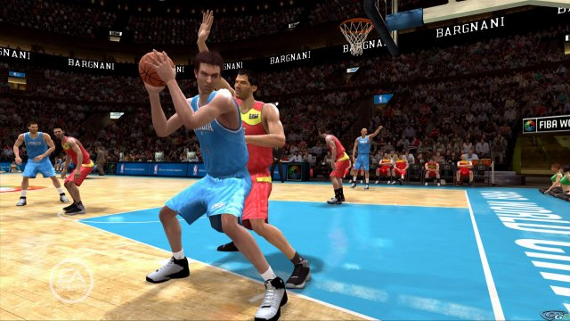 NBA Live 09 immagine 851