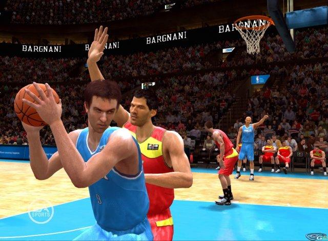 NBA Live 09 immagine 853