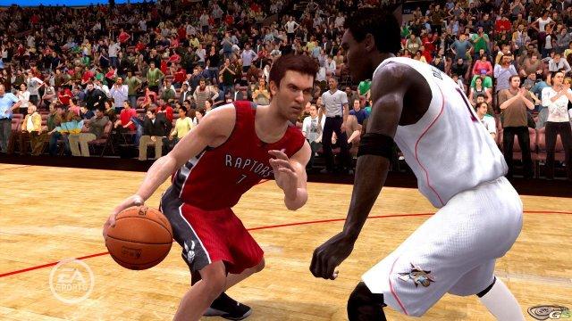 NBA Live 09 immagine 855