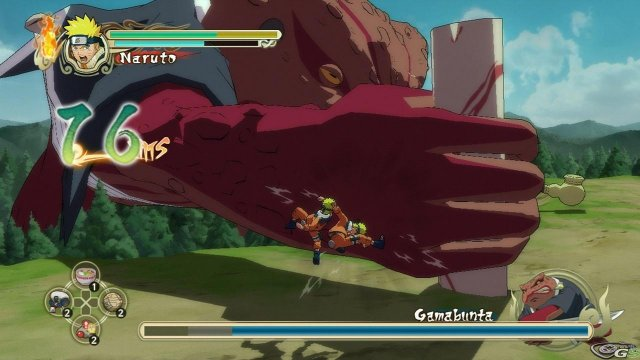 Naruto Ultimate Ninja Storm immagine 6757