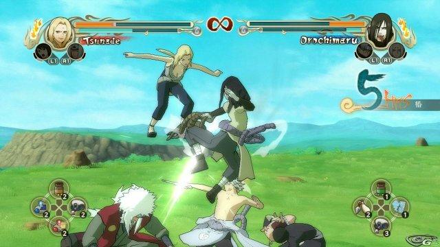 Naruto Ultimate Ninja Storm immagine 6760