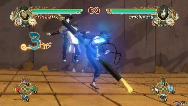 Naruto Ultimate Ninja Storm immagine 6761