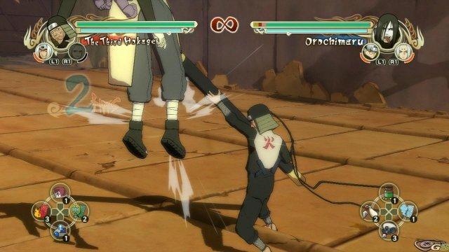Naruto Ultimate Ninja Storm immagine 6762
