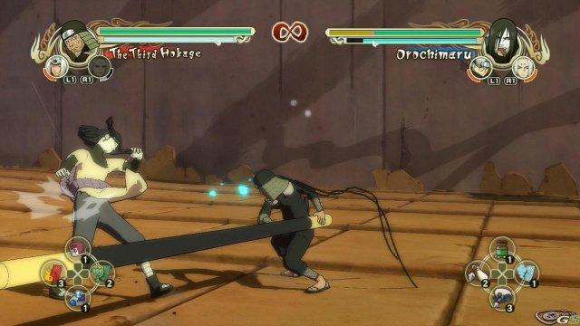 Naruto Ultimate Ninja Storm immagine 6763