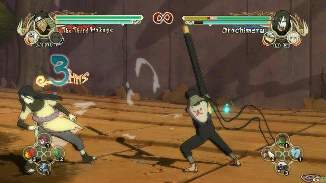 Naruto Ultimate Ninja Storm immagine 6764