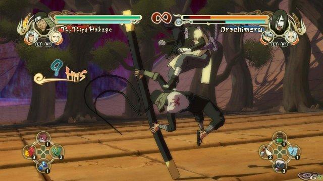Naruto Ultimate Ninja Storm immagine 6765