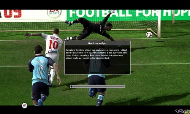FIFA 09 immagine 5503