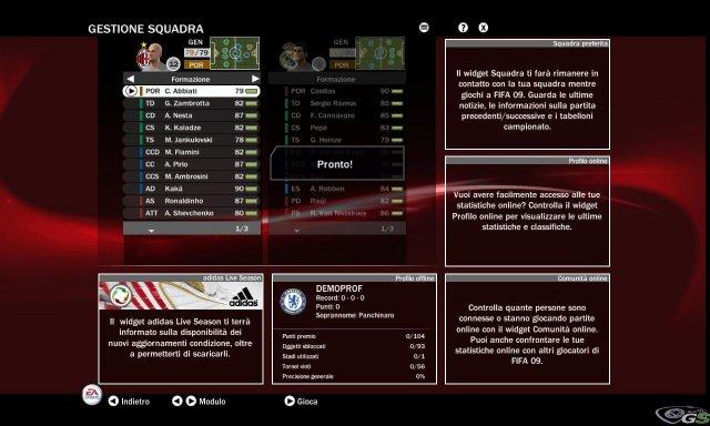 FIFA 09 immagine 5504