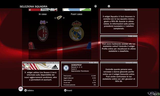 FIFA 09 immagine 5505