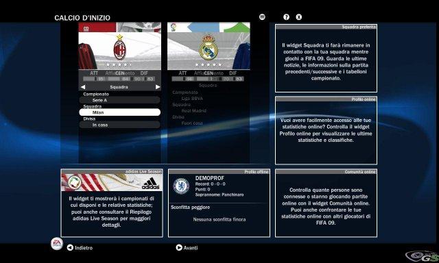 FIFA 09 immagine 5506
