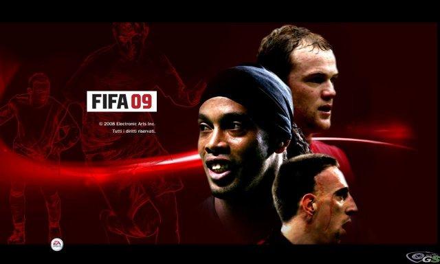 FIFA 09 immagine 5507