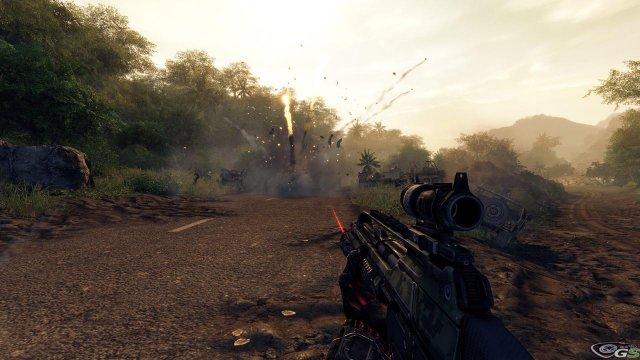 Crysis Warhead immagine 3188