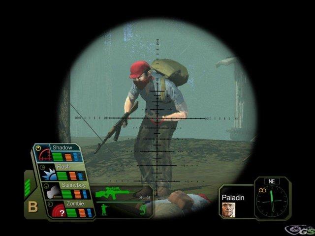 Raven Squad: Operation Hidden Dagger immagine 1194