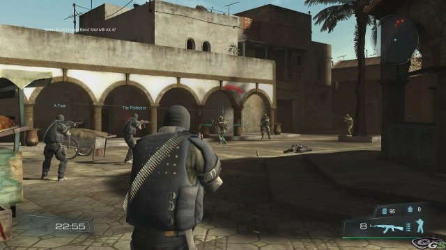 SOCOM: Confrontation immagine 4409