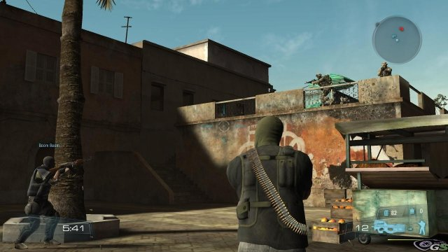 SOCOM: Confrontation immagine 4410