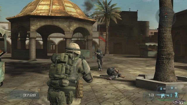 SOCOM: Confrontation immagine 4412