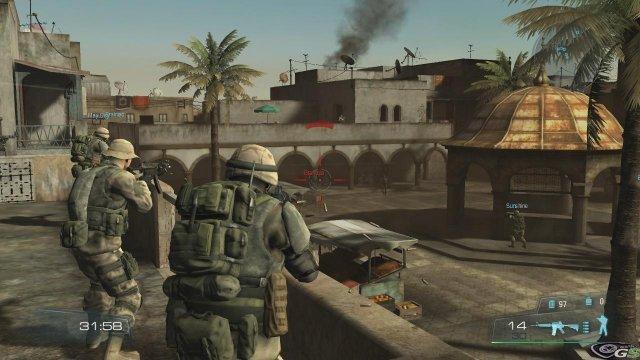 SOCOM: Confrontation immagine 4413