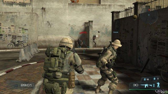SOCOM: Confrontation immagine 4416