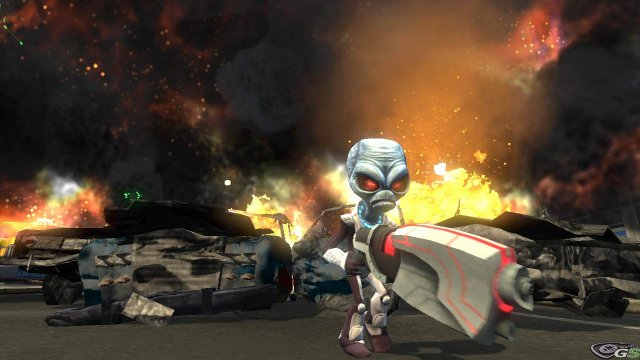Destroy All Humans! Path of the Furon immagine 1765