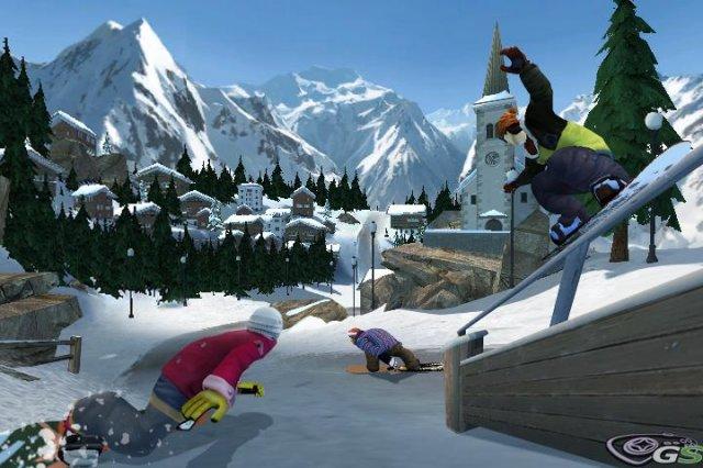 Shaun White Snowboarding immagine 7696