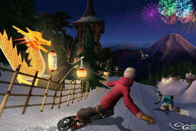 Shaun White Snowboarding immagine 7700