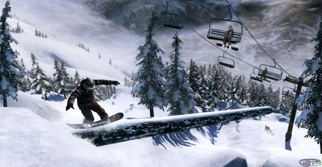 Shaun White Snowboarding immagine 2633