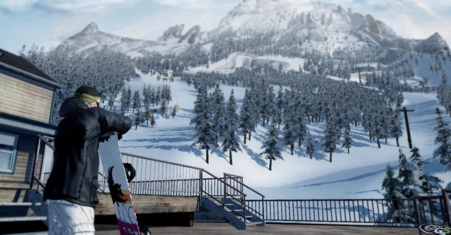 Shaun White Snowboarding immagine 2638