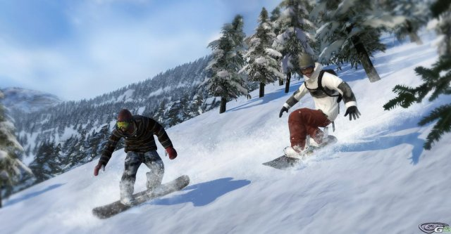 Shaun White Snowboarding immagine 2642
