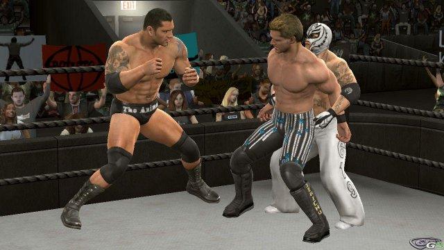 WWE SmackDown vs. Raw 2009 immagine 2860