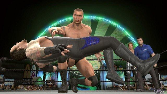 WWE SmackDown vs. Raw 2009 immagine 2866