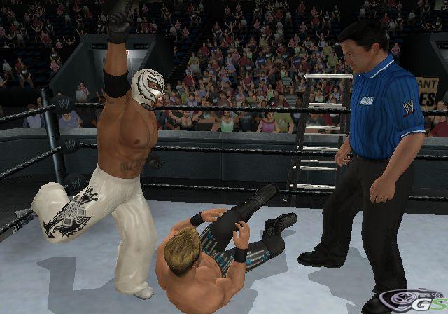 WWE SmackDown vs. Raw 2009 immagine 2887