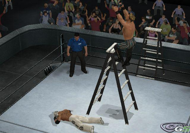 WWE SmackDown vs. Raw 2009 immagine 2889