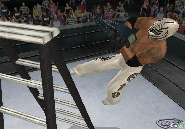 WWE SmackDown vs. Raw 2009 immagine 2891