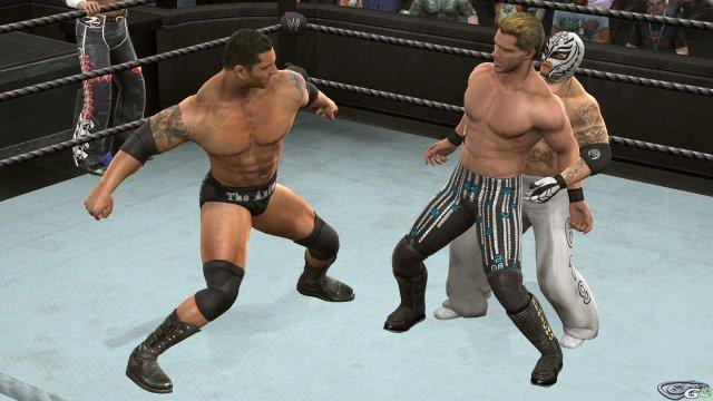 WWE SmackDown vs. Raw 2009 immagine 2895
