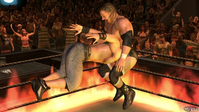 WWE SmackDown vs. Raw 2009 immagine 2896