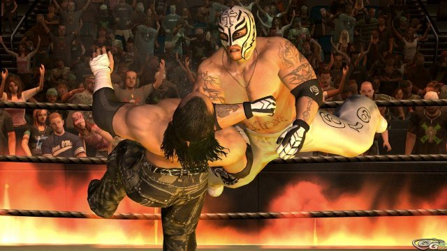 WWE SmackDown vs. Raw 2009 immagine 2899